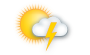 thunderstorm (heat)
